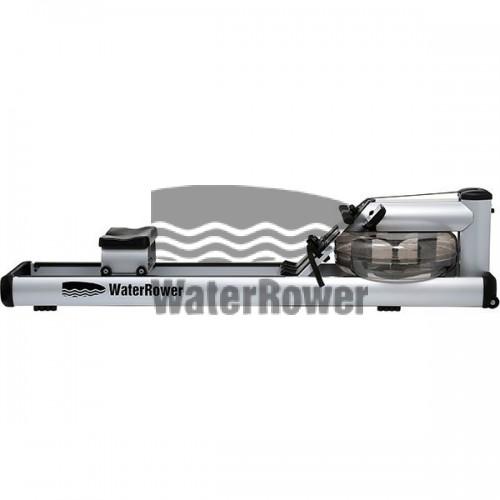 Гребной тренажер WaterRower M1 LoRise (сталь), код: W500S4
