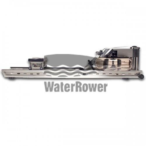 Гребной тренажер WaterRower S1 (сталь), код: W400S4